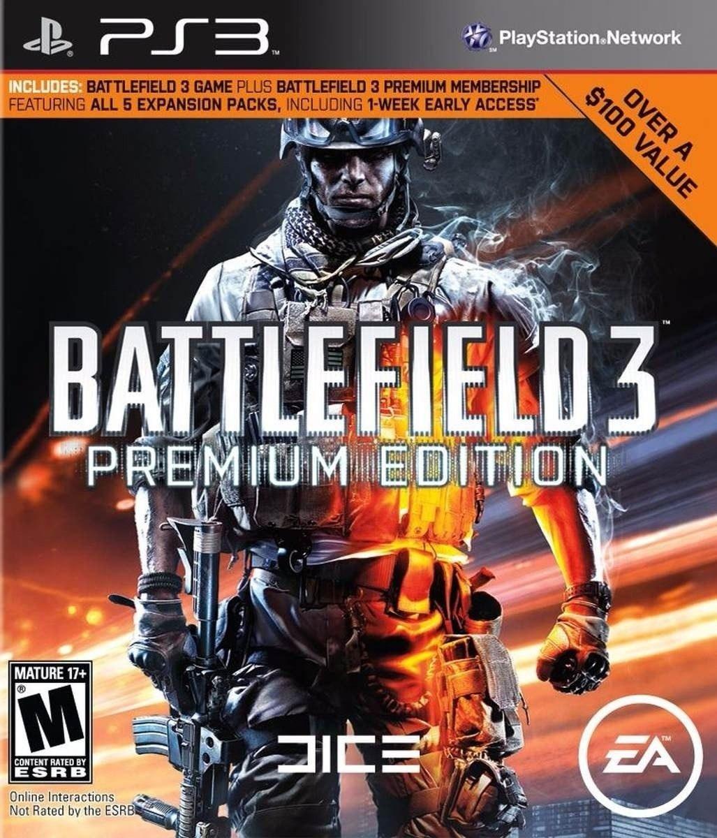 Battlefield 3 Ps3 13gb Licencia Digital