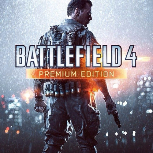 battlefield 4 + premium edition pc original español + online