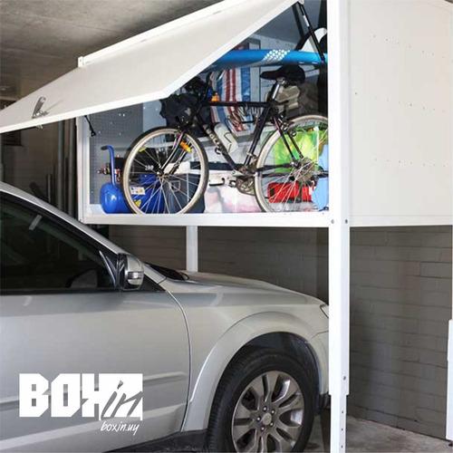 baulera, ideal edificios! boxin