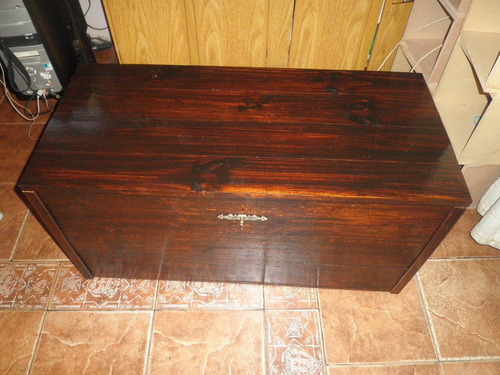 baules de madera, rusticos