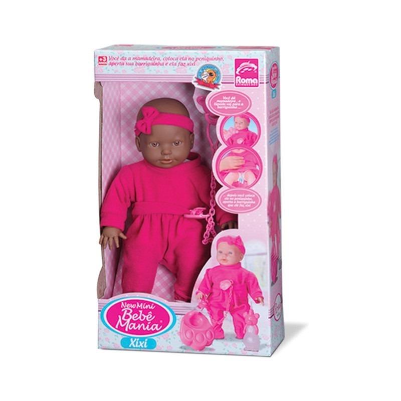 Bebe Muñeca Calidad De Juguete Afrodescendiente Hace Pipi R4A5jL3
