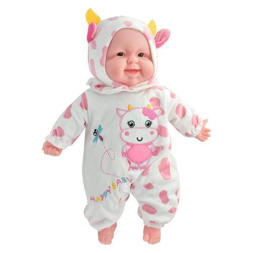 bebe que rie vestido vaca 16892 - el clon