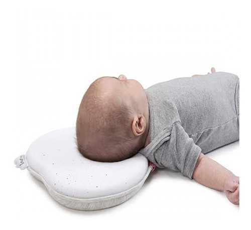 bebes almohada corazón lovenest babymoov gris petit baby