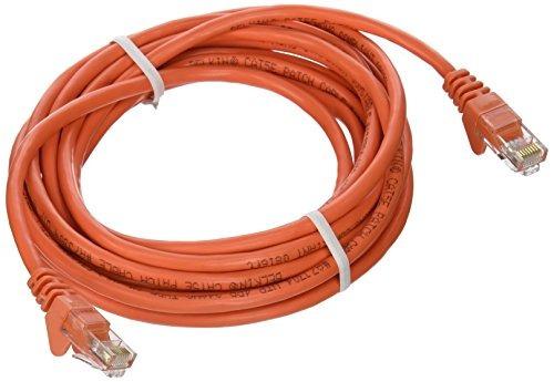 belkin 14ft  cat5e orange patch cord
