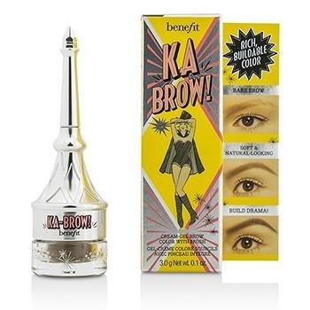 benefit ka brow cream gel brow color with brush - # 3 (mediu