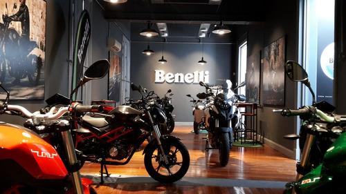 benelli 302 r 2018 deportiva delcar motos