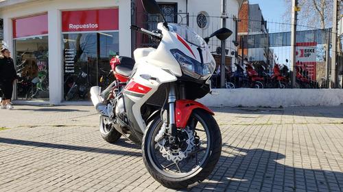 benelli 302r - disfruta los beneficios bike up