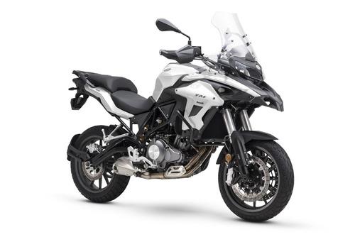 benelli doble propósito trk 502 cuotas tasa 0 delcar motos