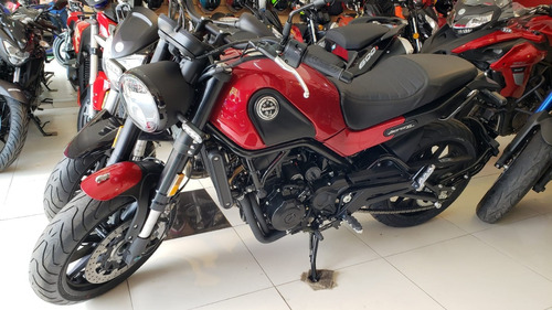 benelli leoncino 500 - financiacion total a tasa 0 - bike up