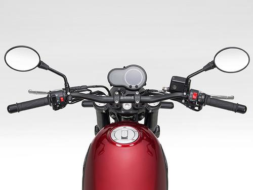 benelli leoncino 500 scrambler cafe racer delcar motos