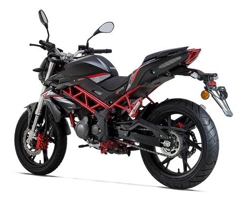 benelli naked moto