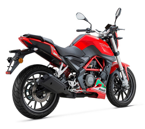 benelli tnt 25 250 cc entrega inmediata delcar motos