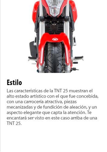 benelli tnt 300 -  100% financiada - permutas - bike up
