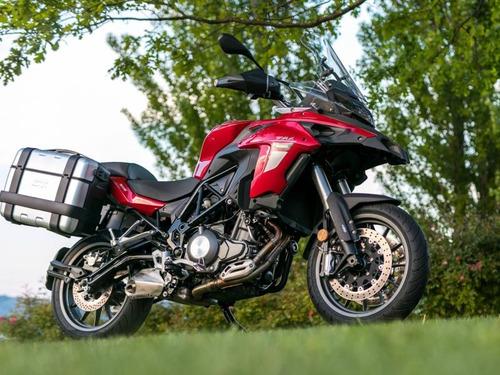 benelli tnt 502 - mac moto - nueva