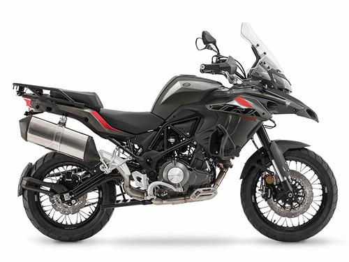 benelli trk 502 x nuevo modelo lanzamiento delcar motos