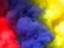 bengala de humo,fuegos artificiales,pirotecnia.