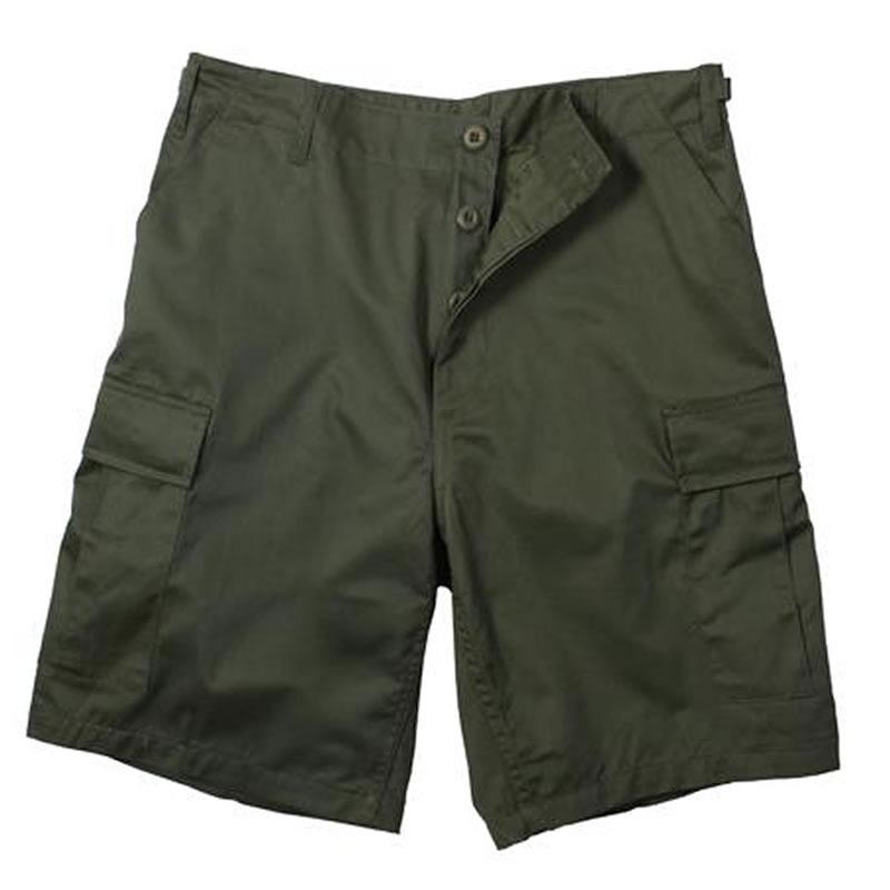 S Bermuda m 2xl Combat Oliva Ripstop Verde xl Short Cargo mOy0v8wNnP