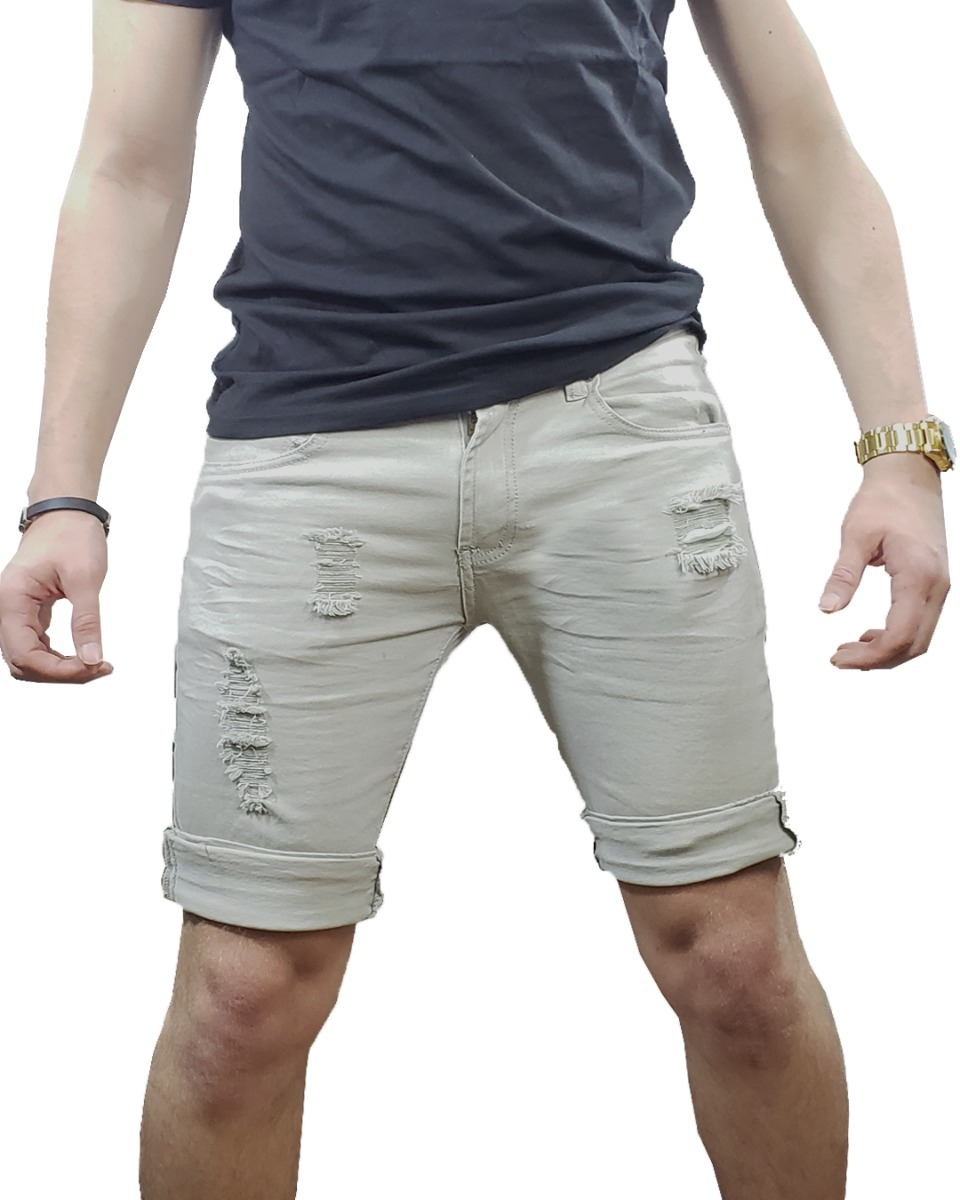 b698128d5b bermuda de jean hombre fachera y juvenil varios colores. Cargando zoom.