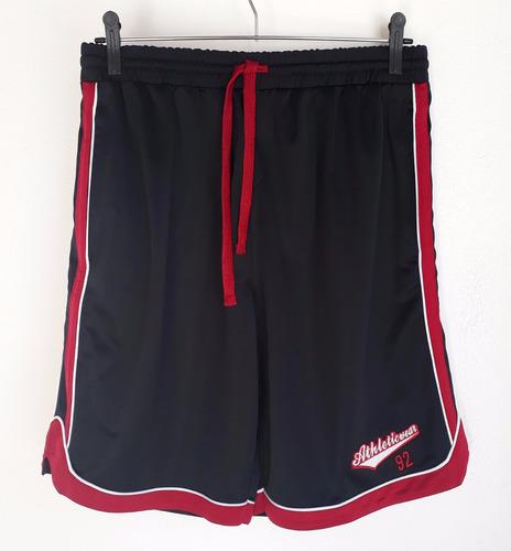 bermuda deportiva basket de hombre talle m