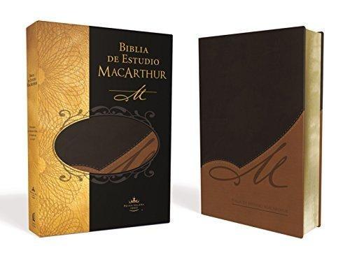 biblia de estudio macarthur-rvr 1960 : reina valera revisada