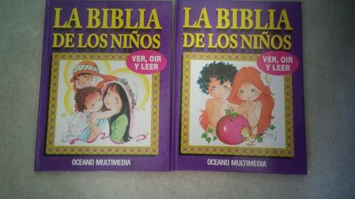 biblia de los niños