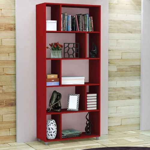 biblioteca - estantería - retro - dormitorio - oficina - lcm