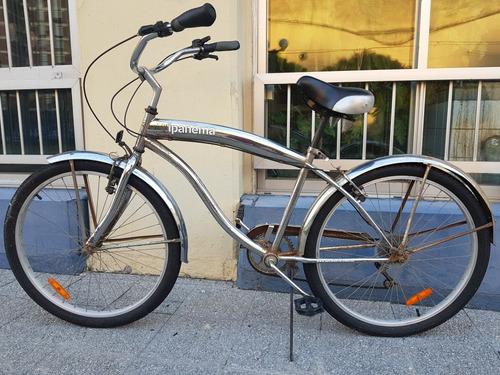 bicicleta baccio ipanema