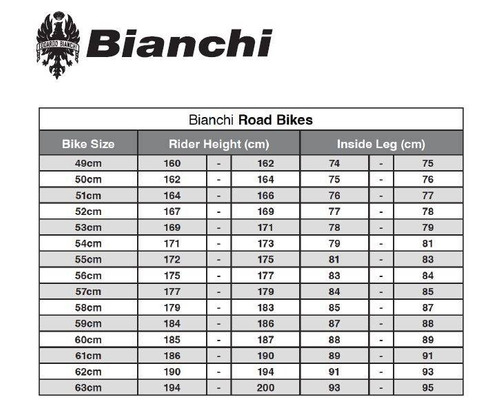 bicicleta bianchi impulso 105 11 speed aluminio