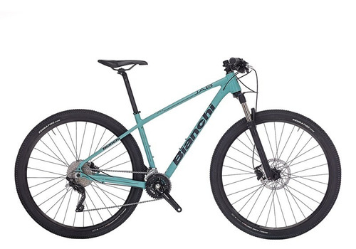 bicicleta bianchi jab 29.3  xt / deore aluminio
