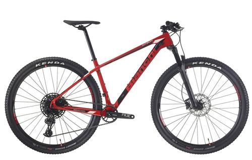 bicicleta bianchi nitron carbono 9.4 nx eag 1x12-kom i25
