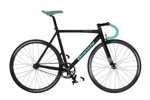 bicicleta bianchi pista sei giorni aluminio