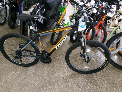 bicicleta bici mtb trinx m116 aluminio rodado 26 - albanes