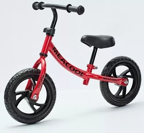 bicicleta bici para niño sin pedal  ruedas goma eva -meacool