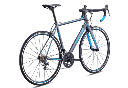 bicicleta carrera fuji roubaix 1.5 2019 cuadro alum 1100 gr