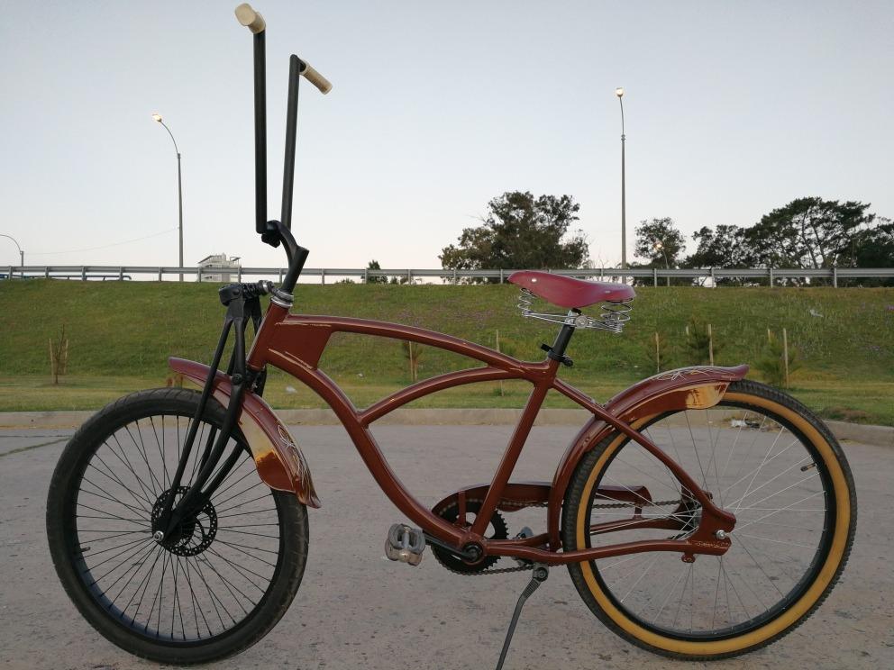 Bicicletta Cruiser Custom