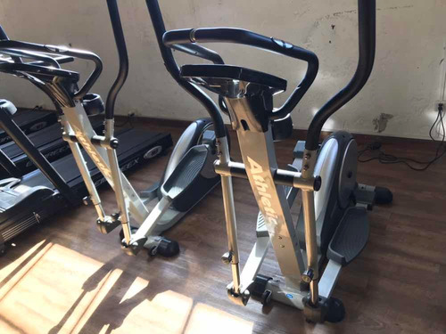 bicicleta elíptica athletic 1800 bvp fija