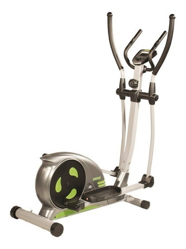 bicicleta elíptica bravo fitness confort del hogar