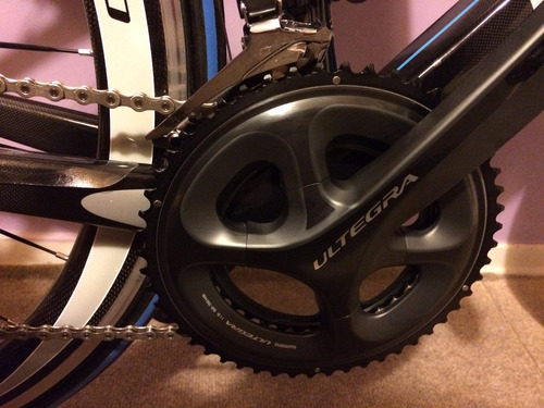 bicicleta  en carbóno  0km. ruedas cuadro horquilla 11v.