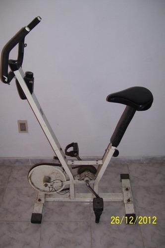 bicicleta ergometrica incompleta 46 cm x 80 x 124 cm alto