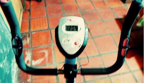 bicicleta fija ergonometrica winner como nueva 092102111km