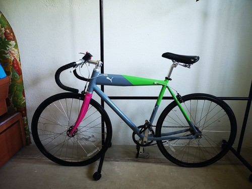 bicicleta fixie biomega