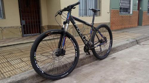 bicicleta focus whistler