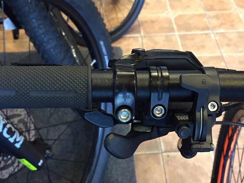 bicicleta focus whistler igual a nueva oportunidad
