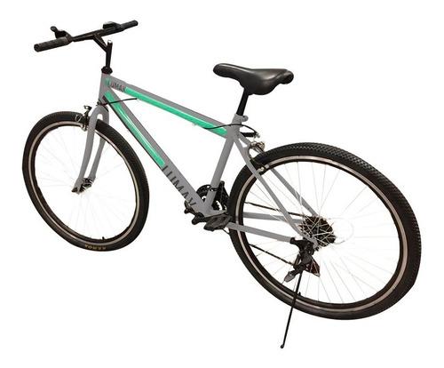 bicicleta lumax rodado 26 montaña 21 cambios shimano oferta