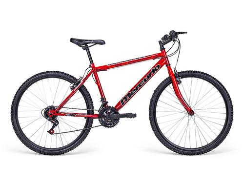 bicicleta mercurio radar rodada 26 18 velocidades 2018