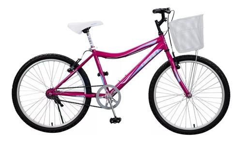 bicicleta okan perla 24 dama