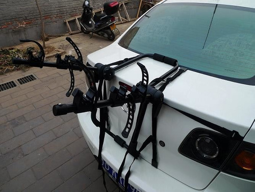 bicicleta para porta