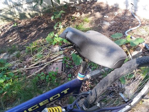 bicicleta peugot
