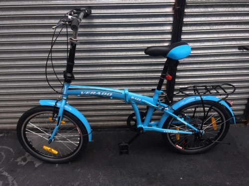 bicicleta plegable adultos