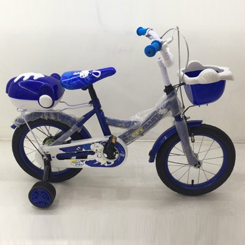 bicicleta rodado 16 infantil con rueditas niño niña + casco